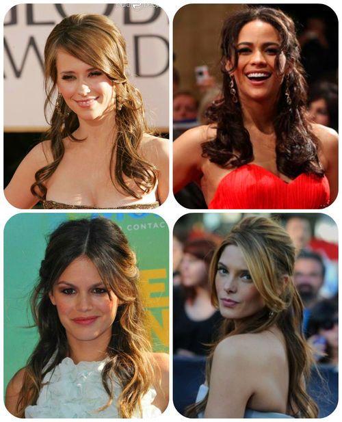easy hairstyles -  #fashion
