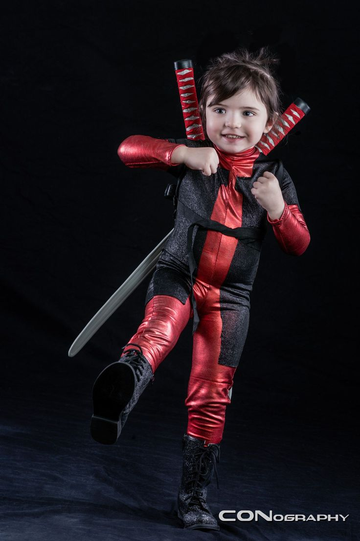 My daughter wanted to be deadpool...  // funny pictures - funny photos - funny images - funny pics - funny quotes - #lol #humor #funnypictures