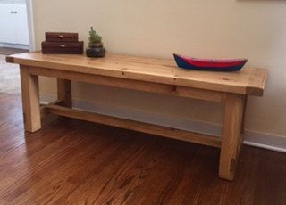 For Sale Bench/Coffee Table by BorboletaDecors on Etsy