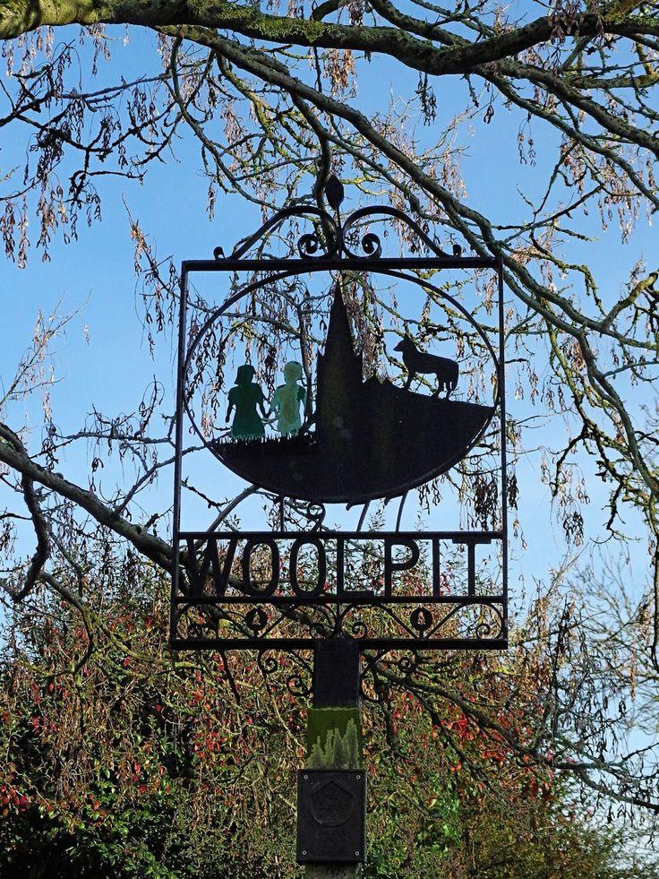 Ci troviamo a Woolpit, nella contea di Suffolk nel sud della Gran Bretagna, il periodo è quello medioevale, XII secolo sotto il re Enrico II. La sto
