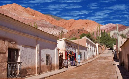 5 Places to Visit in Argentina ( Quebrada de Humahuaca )