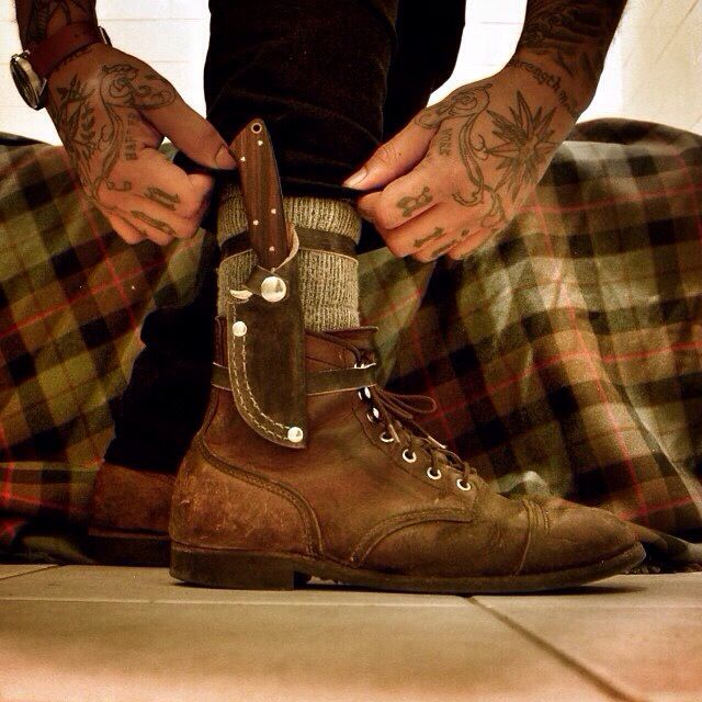 Red Wing Iron Rangers. #Redwing #TheBakery #Denim #Craftmanship
