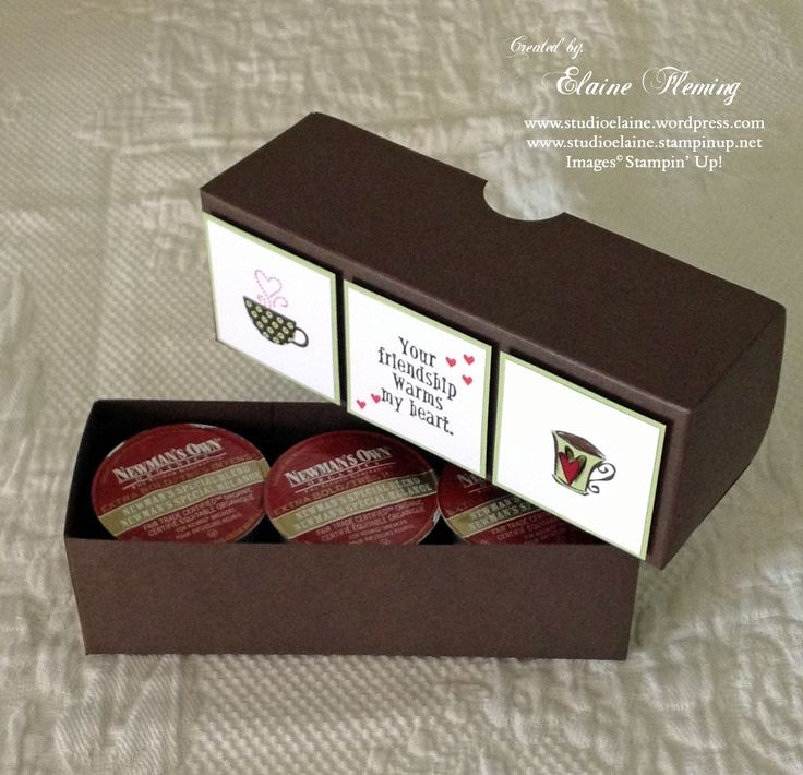 K Cup gift box