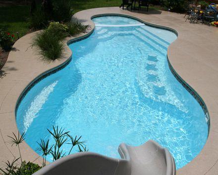 piscinas em fibra de vidro