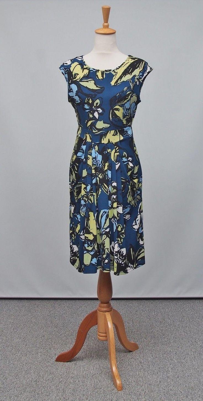 Leona Edmiston Dress for Day Wear (as new) ~ Size 10 ♫