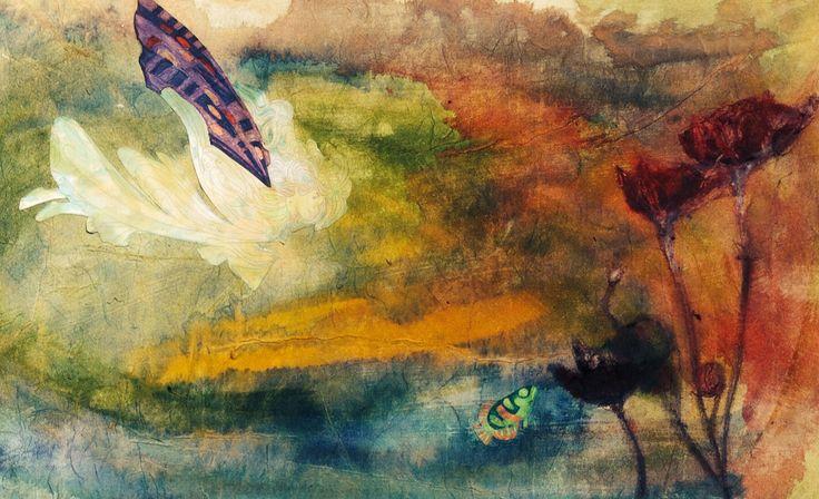 Poppy the water fairy