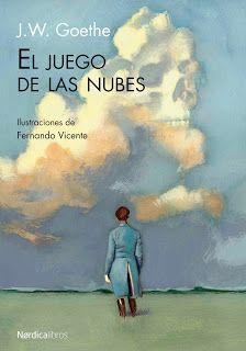 """El mar de letras: """"El juego de las nubes"""" - J. W. Goethe"""