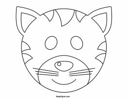 1000 images about coloring printable masks on pinterest for Caterpillar mask template