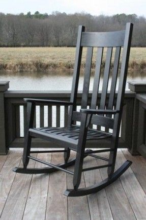 rocking chairs for the front porch or screened in back porch are must haves....i'll take any color...