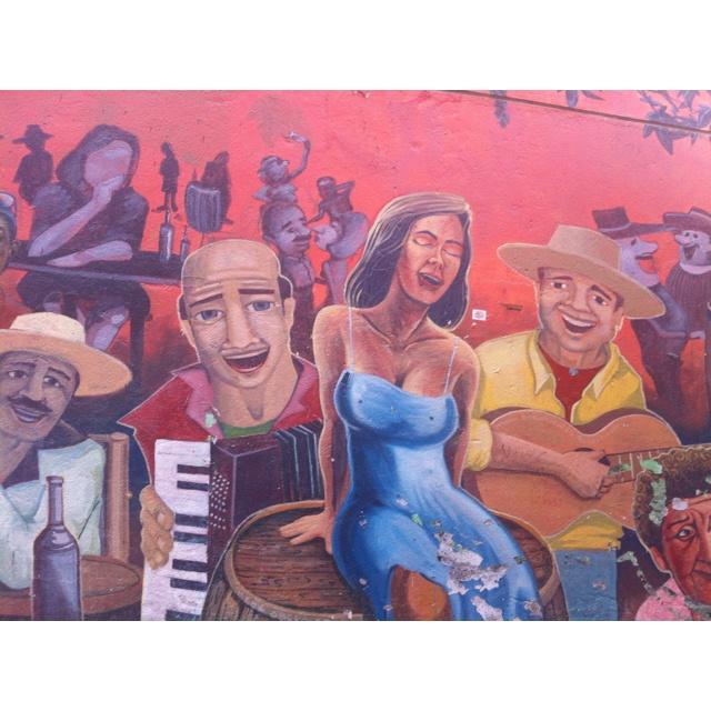 Mural La Piojera