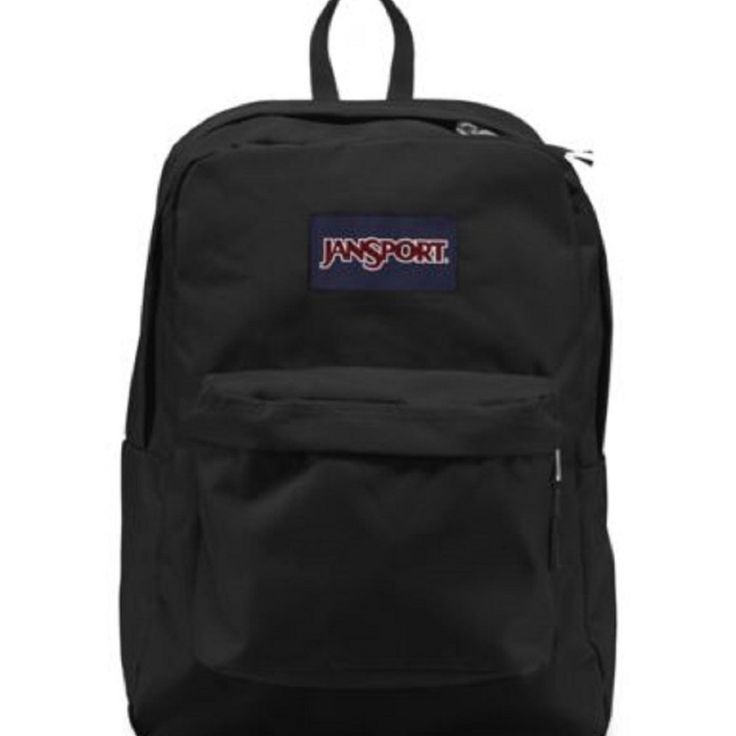 Ultra-functional school backpack/daypack with 600-denier construction. With single main compartment and front pocket with organizer