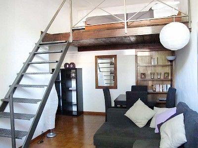 Mezzanine Bedroom Idea Indus House Items Pinterest