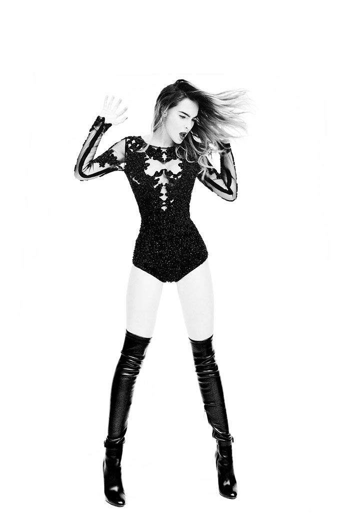 The Queen of POP in LatinAmerican BELINDA