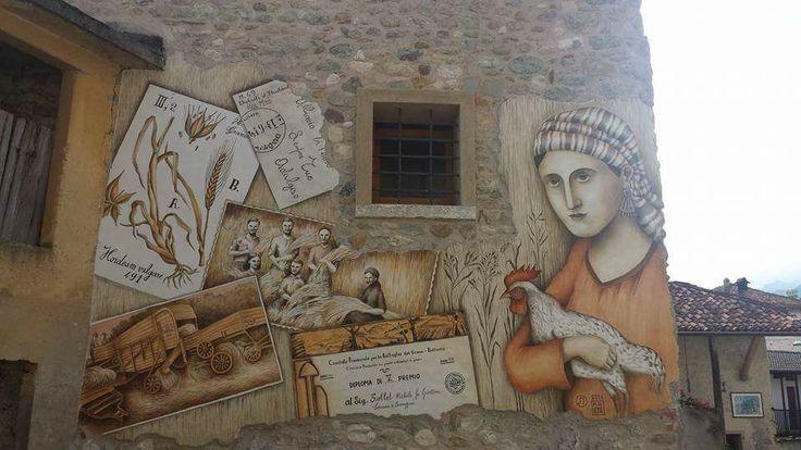 Soranzen Belluno Dolomiti Veneto Italia by Marta Farina e Liuba Nosova