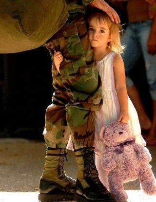 Support the troops <3