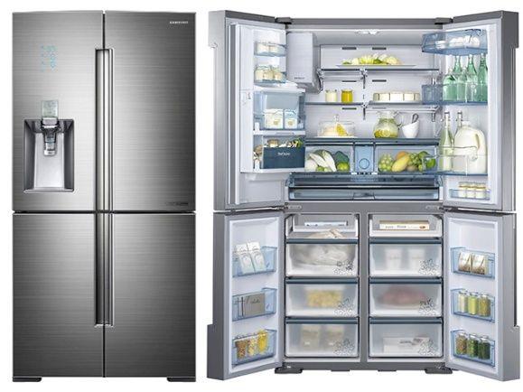 samsung 4 door refrigerator RF24J9960S4