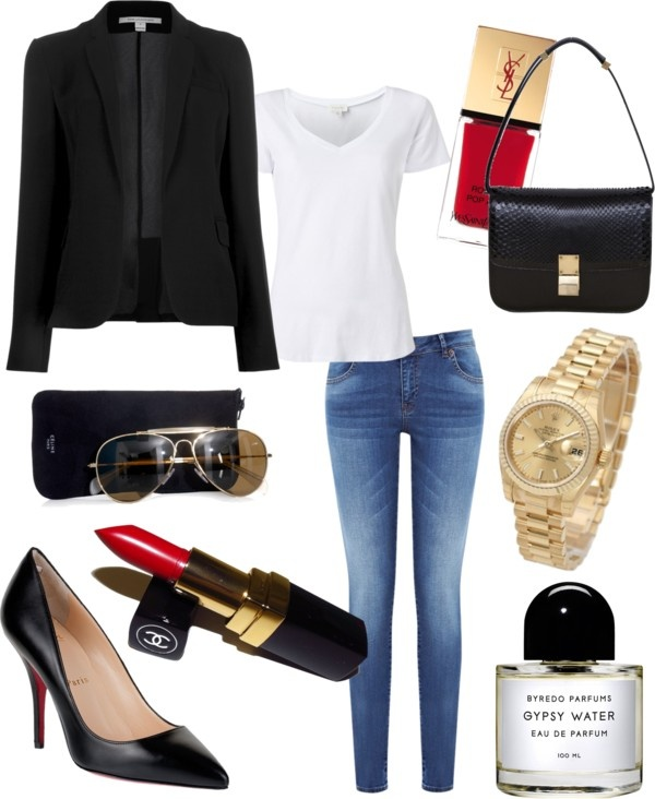 """""""Untitled #286"""" by chicandglamorous on Polyvore"""