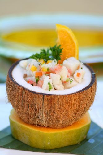 ~See what food is eaten in FIJI such as Kokoda | House of Beccaria
