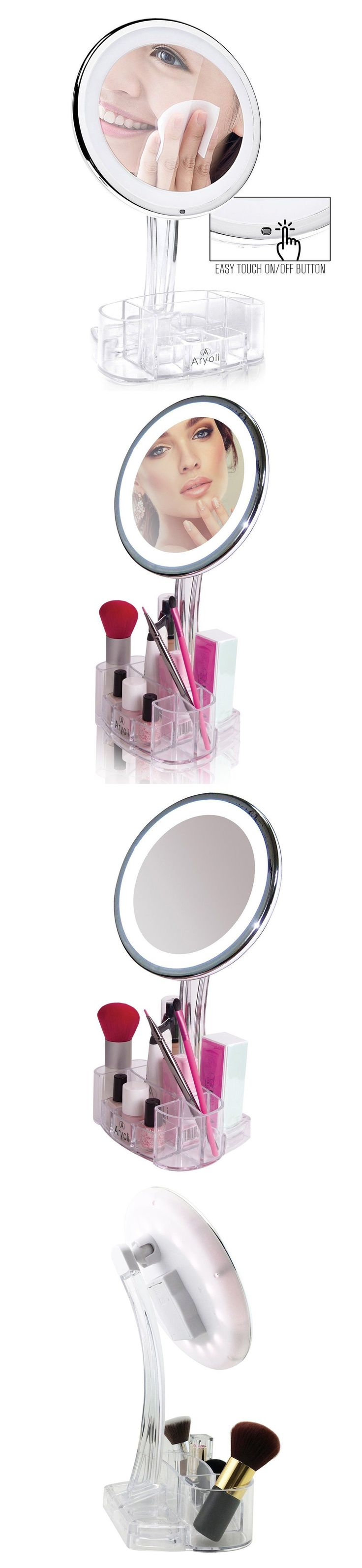 Diy Vanity Led Lights : 17 Best ideas about Makeup Vanity Lighting on Pinterest Vanity ideas, Diy makeup vanity and ...