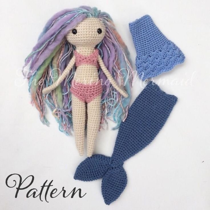 Mini Owl Amigurumi Pattern : 17 Best ideas about Crochet Mermaid Pattern on Pinterest ...