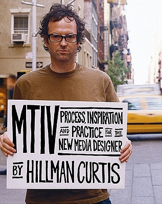 Hilman Curtis (1961 – 2012) was a film director, graphic designer and a master in all aspects of new media. He was a Web Motion Graphics Pioneer who lead the way for Flash animation on the web.  He was one of my heros and someone who will be sorely missed. - Source: Bendrix got this from http://www.fieldday.com/openfield.php?openfield_entryid=31