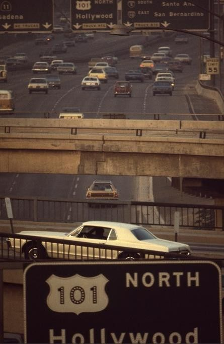 LA circa 1970
