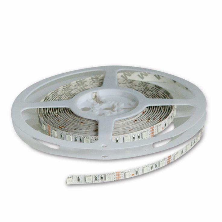 5m 5050 Smart ZigBee LED Strip Light  RGB White Supports APP Control