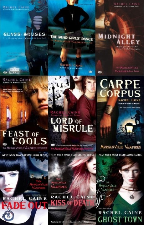 The Morganville Vampires