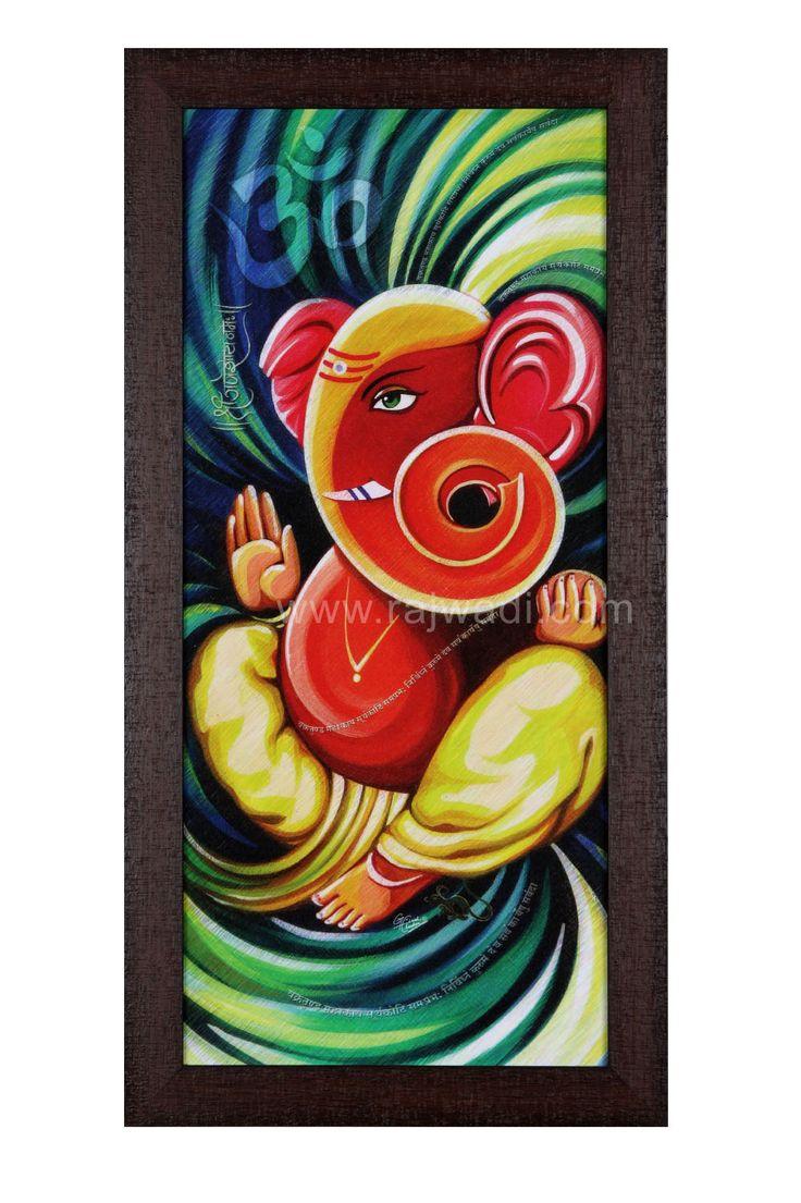 433 best sri ganesh art images on pinterest sri ganesh lord