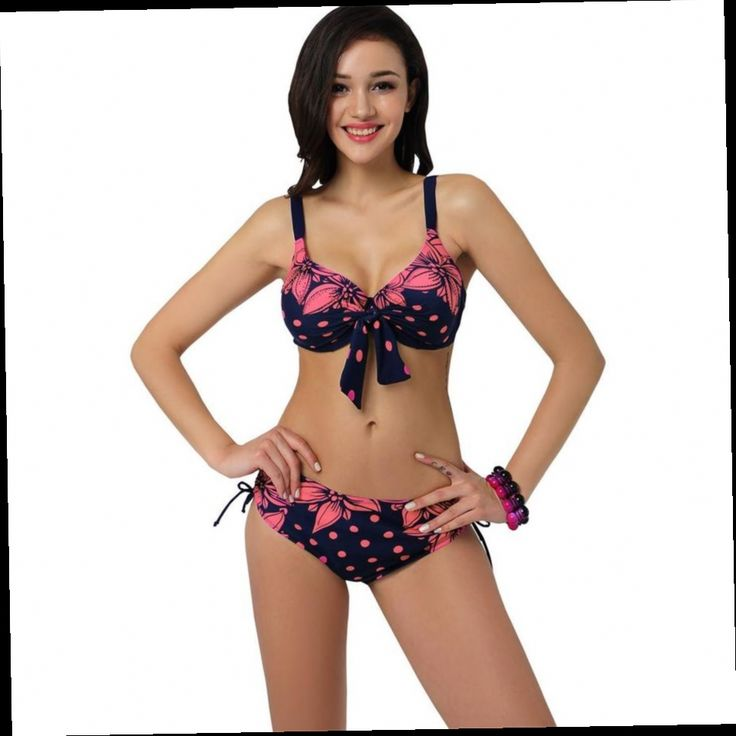 46.80$  Watch now - http://alio1k.worldwells.pw/go.php?t=32764126560 - Bathing Suit Push up and Super Large Cup Bikinis set Women Swimwear Sexy Swimsuit Brand Plus size four colors