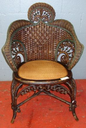 139 Best Images About Victorian Wicker On Pinterest