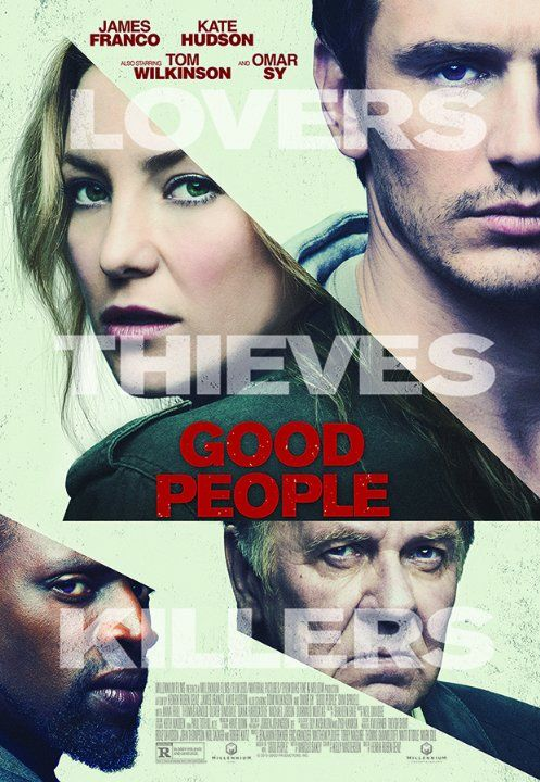 Kate Hudson, James Franco and Omar Sy in Good People (2014)