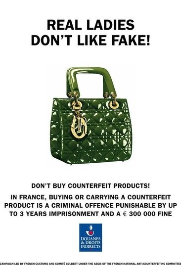 French Anti-Counterfeiting Ad Campaign Photo 2