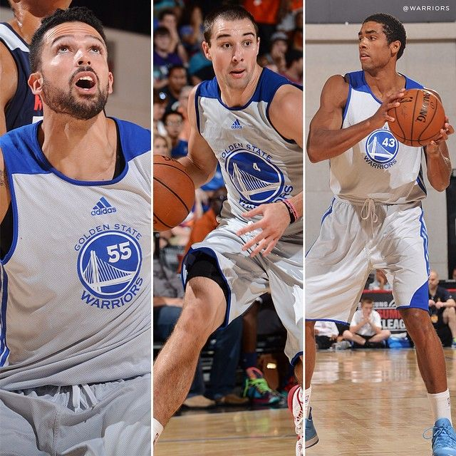 The #Warriors have signed Aaron Craft, James Michael McAdoo & Mitchell Watt. Details available at warriors.com