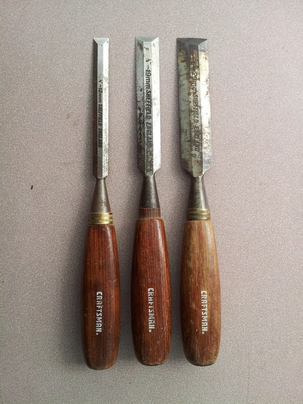 craftsman woodworking tools. craftsman chisels. woodworking toolscraftsmanknivesknifeswood tools l