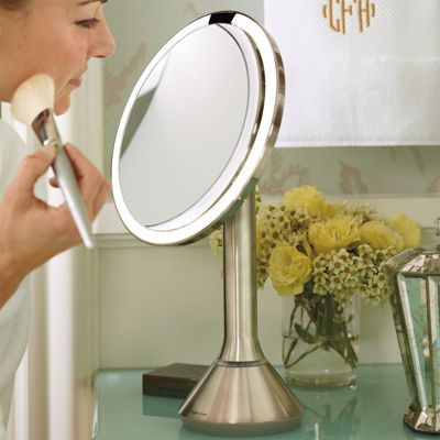 Sensor Mirror 199 Cordless 5x Magnification Light