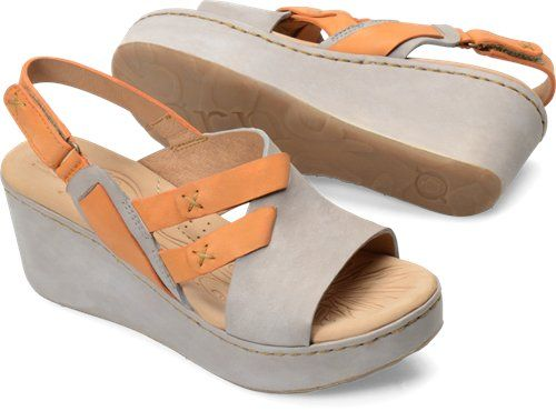 Womens Jacinto in Taupe Tangerine (More colors available)