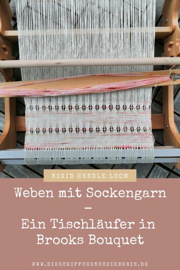Sock Club Marz 2019 Die Schiffchenschieberin Weben Lernen Brettchenweben Webrahmen