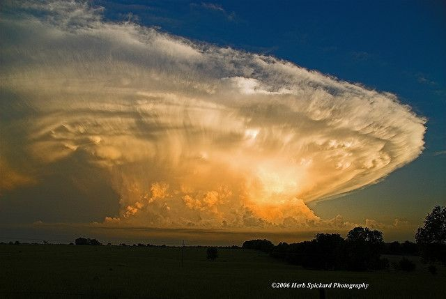 Tornadic Supercell - 2006 Herb Spickard Photography