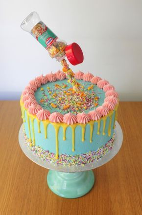 How to Make a Gravity Cake