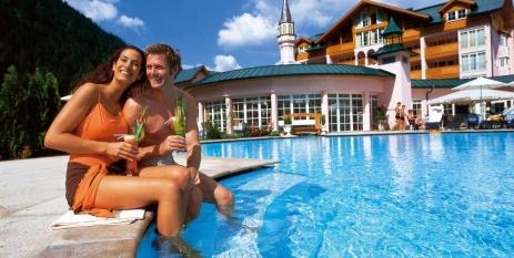 Traumhotel ...liebes Rot-Flueh 5 star in #Haldensee #Tirol - Best Wellness Hotels Austria