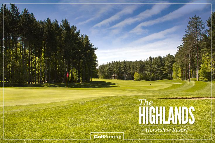 The Highlands Course @ Horseshoe Valley Resort