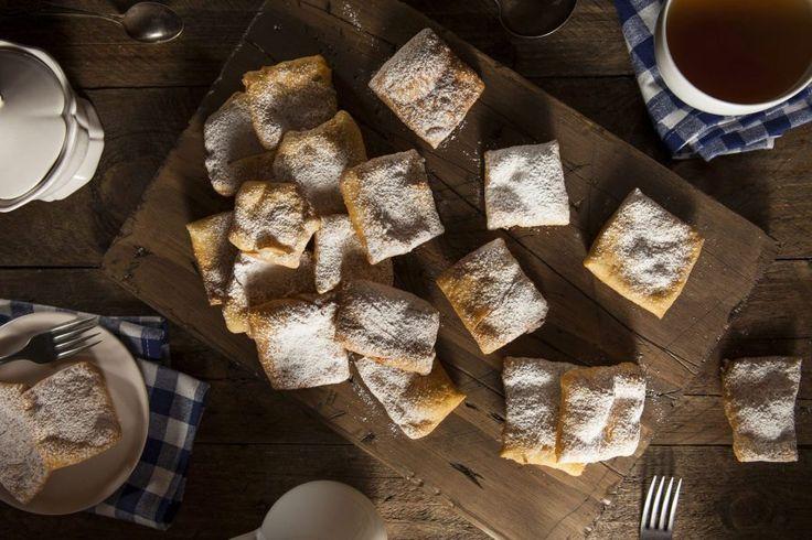 Beignets, o buñuelos al estilo de Nueva Orleans