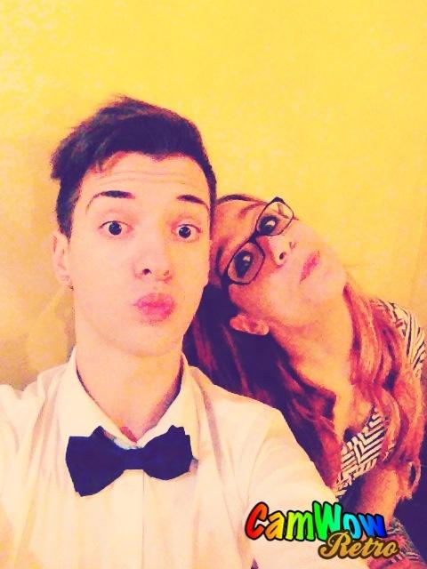 Me and Valerio :)