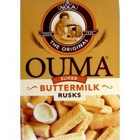 Ouma Buttermilk #Rusks - Sliced 450g #Satooz #SouthAfrica