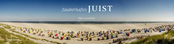 Panorama Juist. Mehr Meer. #Juist #töwerland #Urlaub #CHILIPFEFFERdesign  http://www.chilipfeffer-design.de/aktuell/juist/index.html