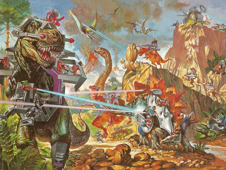 Dino Riders - the coolest of all toy lines from the 80's.  I want them ALL.
