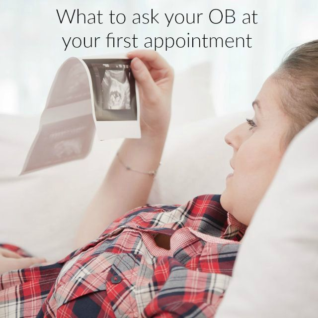 Wondering what to ask your OB at your first appointment? Review this list of top questions to ask your doctor. Learn more about pregnancy and prenatal checkups, screens and tests.