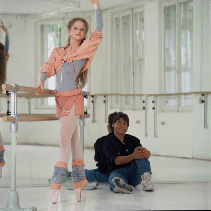 Silvia Seidel & Patrick Bach. Anna Ballerina