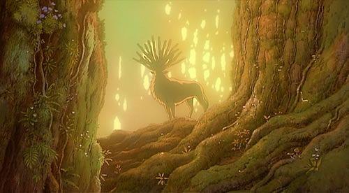 もののけ姫 Studio Ghibli